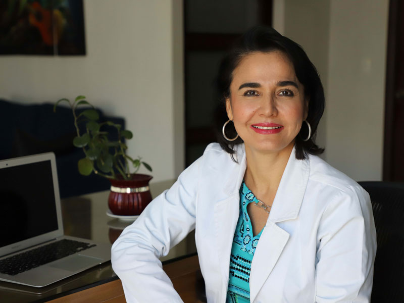 Dra. Mayra García Orellana